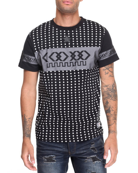 Black / Smoke T-Shirts