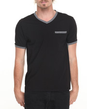 Men - Core V-Neck Pocket T-Shirt