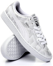 Puma - Basket Classic Metallic Sneakers