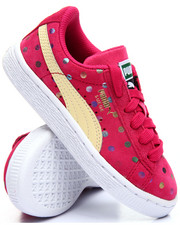 Girls - SUEDE DOTFETTI JR SNEAKERS (11-7)