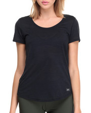 Women - UA Charged NLS Short Sleeve Top