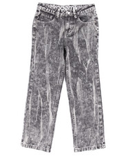Akademiks - HEAVY ACID WASH JEANS (8-20)