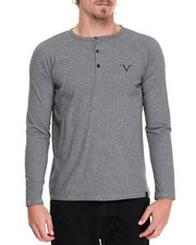 Long-Sleeve - Core L/S Button Henley