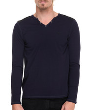 Men - Core L/S Henley