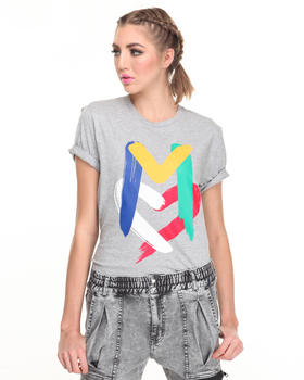 Tops - BRUSHED LOVE M TEE
