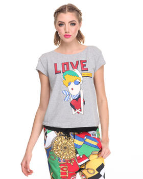 Short-Sleeve - LOVE GIRL TEE