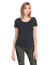 Tops - UA Charged NLS Short Sleeve Top