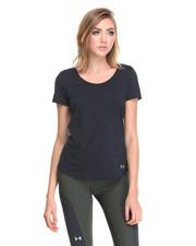 Tees - UA Charged NLS Short Sleeve Top