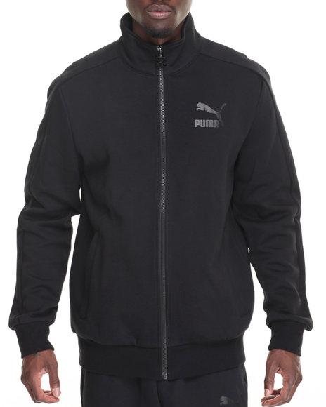 Puma Black Track Jackets