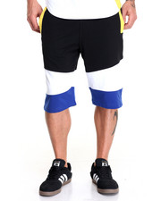 Men - Color block Short