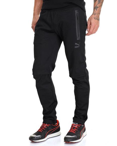 Puma - Men Black Evo L V Sweatpants - $80.00