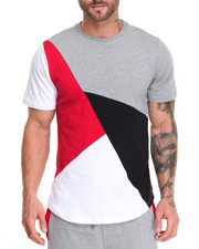 Men - Color block Prism Tee