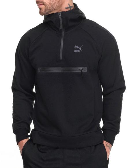 Puma - Men Black Evo Savannah Front - Zip Jacket - $85.00