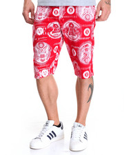 Men - All Over Money Print Terry Short