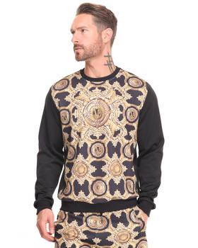 -FEATURES- - Neoprene Gold Shield L/S Crew