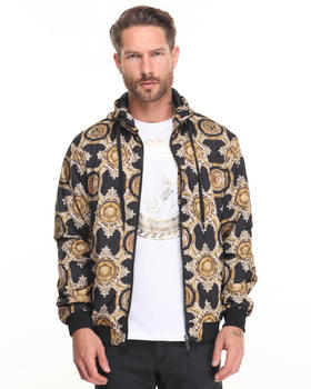 -FEATURES- - Gold Shield Hoody Jacket
