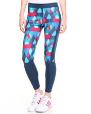Bottoms - TECHFIT BOOST PRINT LEGGINGS