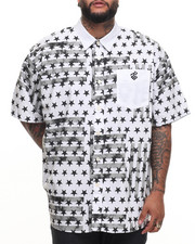 Rocawear - Capital S/S Button-down (B&T)