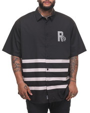 Rocawear - Main Stage S/S Button-down (B&T)