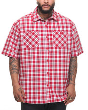 Ecko - Riff Raff S/S Button-Down (B&T)