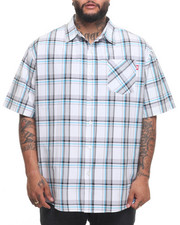 Big & Tall - Bucaneer S/S Button-Down (B&T)