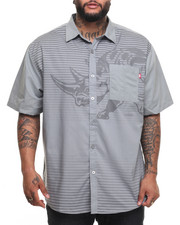 Ecko - Top Flight S/S Button-Down (B&T)