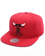 Mitchell & Ness - Chicago Bulls Wool Solid HWC Snapback Cap