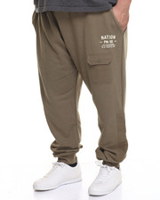 Parish - Colorblock Sweatpant (B&T)