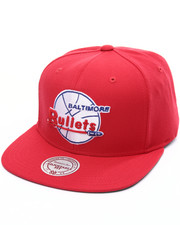 Mitchell & Ness - Baltimore Bullets Wool Solid HWC Snapback Cap