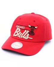 Mitchell & Ness - Chicago Bulls Morbido Slouch HWC Snapback Cap