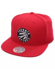 Mitchell & Ness - Toronto Raptors Wool Solid Snapback Cap