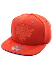 Men - New York Knicks Neoprene Strapback Cap