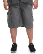 Shorts - Belted Twill Cargo Short (B&T)