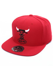 Fitted - Chicago Bulls Team Solid HWC High Crown Fitted Cap