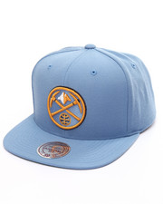 Mitchell & Ness - Denver Nuggets Wool Solid HWC Snapback Cap