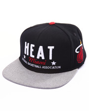 Men - Miami Heat Marquee Snapback Hat