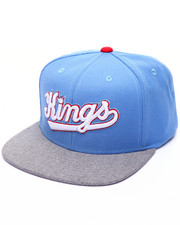 Adidas - Sacramento Kings H W C Two - Tone Snapback Hat