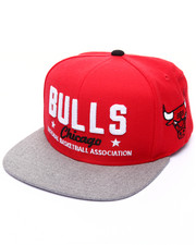 Men - Chicago Bulls Marquee Snapback Hat