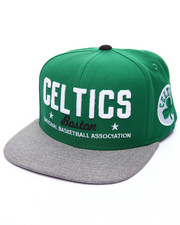 Men - Boston Celtics Marquee Snapback Hat