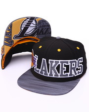 Adidas - Los Angeles Lakers Team Player Snapback Hat