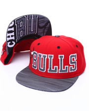 Men - Chicago Bulls Team Player Snapback Hat