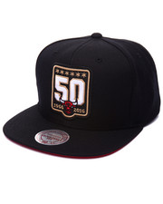 Men - Chicago Bulls 50th Year Anniversary Snapback Cap