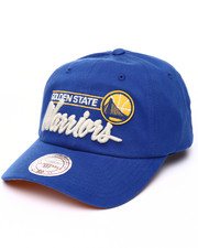 Men - Golden State Warriors Morbido Slouch HWC Snapback Cap