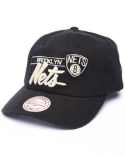 Men - Brooklyn Nets Morbido Slouch Snapback Cap