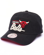 Mitchell & Ness - Chicago Bulls Morbido Slouch Snapback Cap
