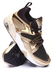 Puma - Blaze of Glory Metallic Sneakers