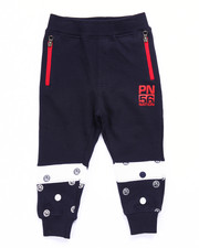 Bottoms - DIP N' DOTS JOGGER (2T-4T)