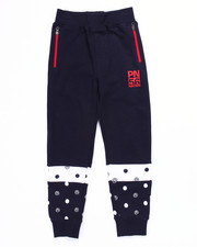Bottoms - DIP N' DOTS JOGGER (8-20)