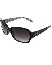 Accessories - Moderate Squared Chevron Temple Sunglasses