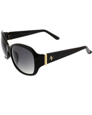 Sunglasses - Square Braided Metal Deco Sunglasses